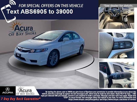 Used Honda Civic Sedan Bay Shore Ny